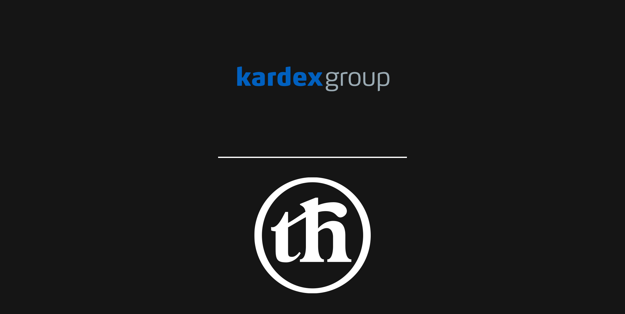 Brand-Engineering für die Kardex Gruppe