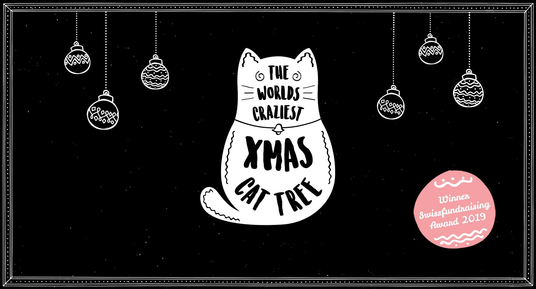Xmas Cat Tree