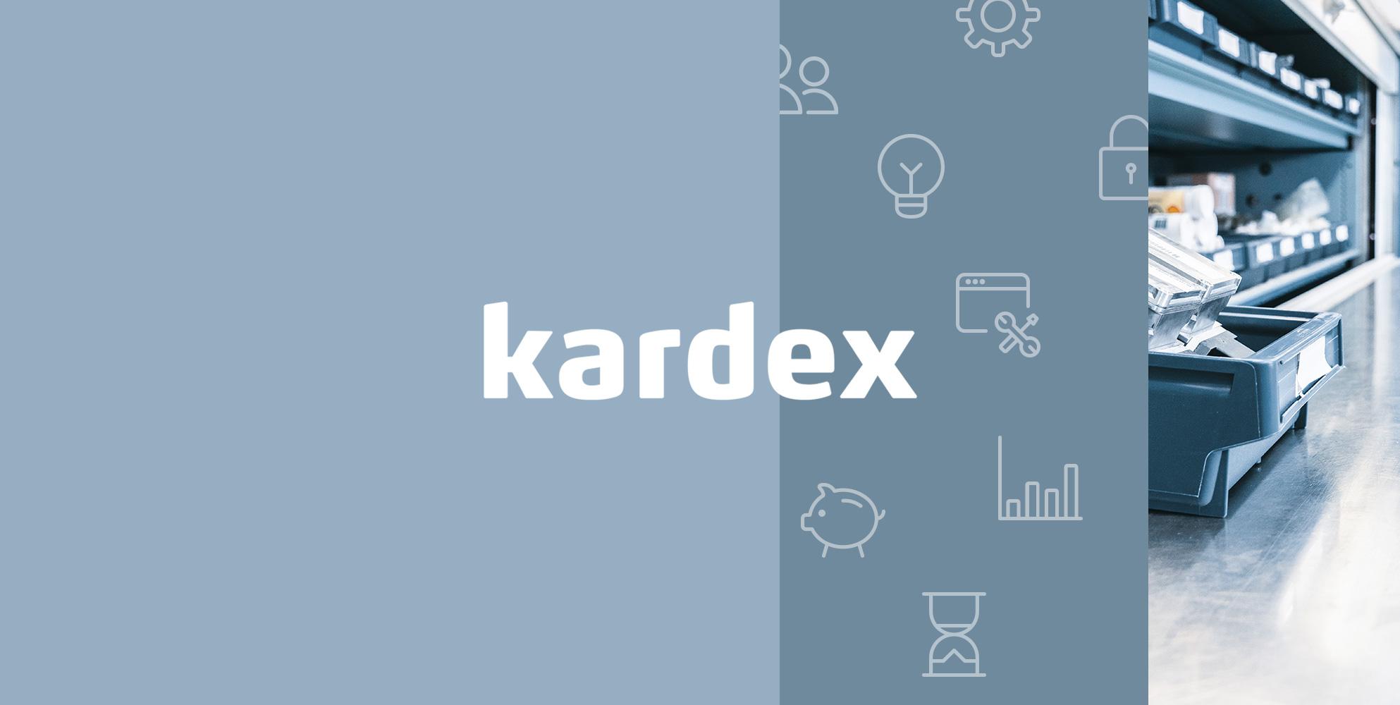 Neuer Auftritt für Kardex in über 30 Ländern